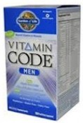 Garden of Life Vitamin Code Men 120 UltraZorbe Veggie Caps