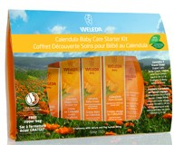 Weleda Calendula Baby Care Starter Kit 5 Pieces