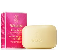 Weleda Rose Soap 3.5 oz (100 g)