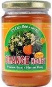 Y.S. Eco Bee Farms Orange Honey 13.5 oz (383 g)