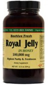 Y.S. Eco Bee Farms Royal Jelly in Honey 100,000 mg 12.5 oz (354 g)