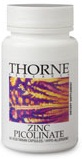 Thorne Research Zinc Picolinate Reviews