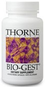Thorne Research Bio-Gest Reviews
