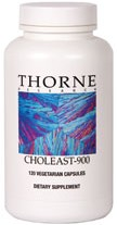 chloleast900 e1339552474295 Thorne Research Choleast 900 1 Review, $10 Coupon*