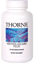 Thorne Research Methyl-Guard Plus Reviews