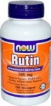 Now Foods Rutin 450 mg 100 Veggie Caps