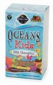 Garden of Life Oceans Kids DHA Chewables 120 Chewable Softgels