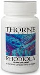 Thorne Research Rhodiola Reviews