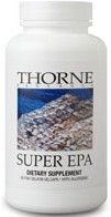 Thorne Research Super EPA Reviews