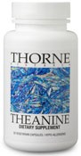 Thorne Research Theanine Reviews